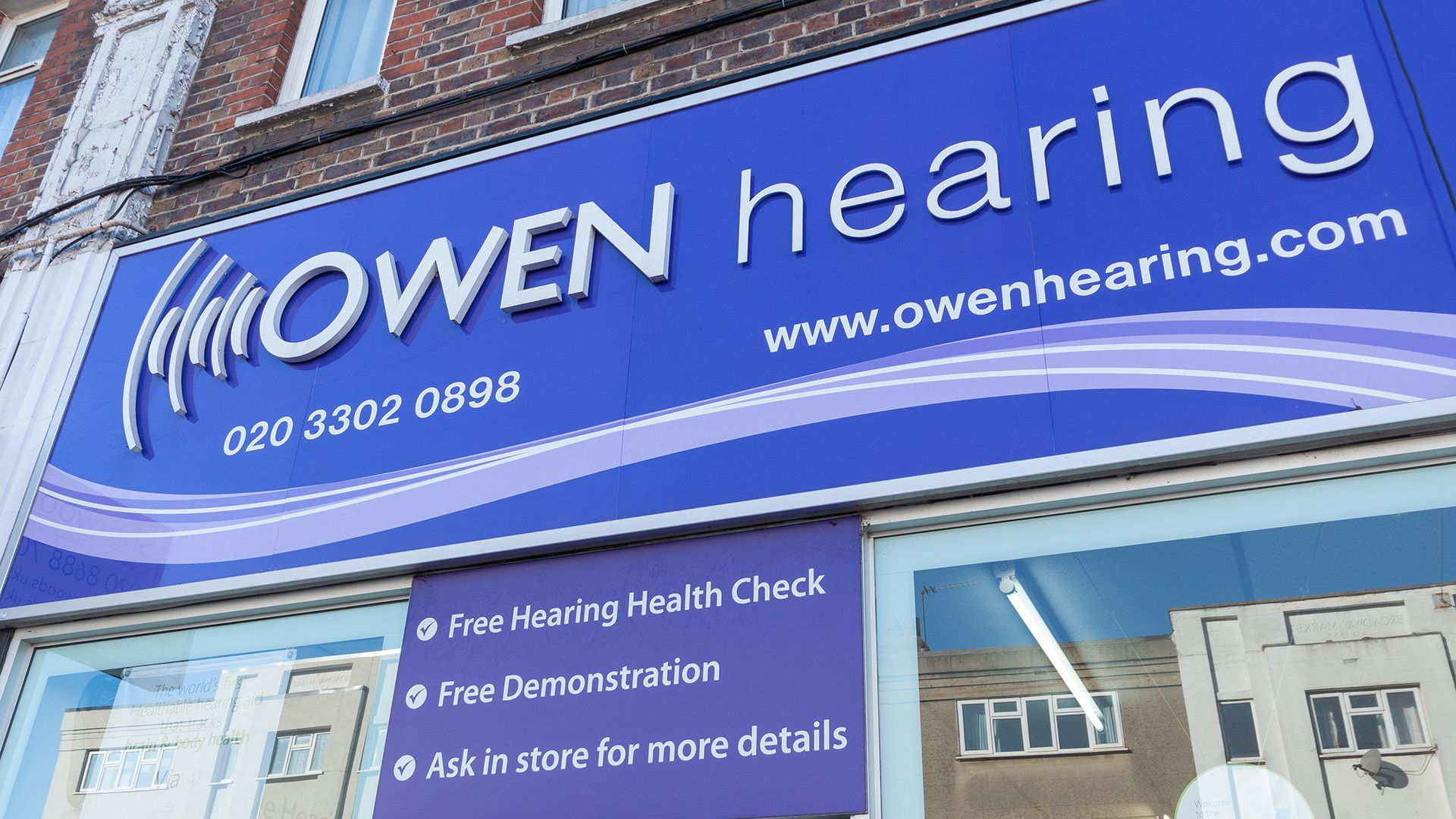 audiology in kent
